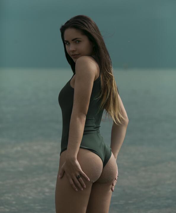 Matilde Malave, hermosa modelo, es otra muestra de que la disciplina y d...