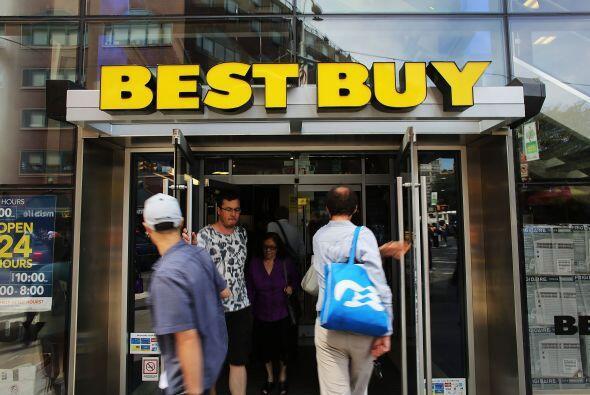 BEST BUY- La cadena de tiendas de electrónicos anunció que comenzará sus...