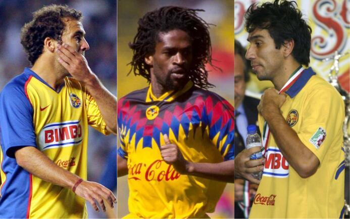 ¿Se unirán Cecilio Domínguez y Silvio Romero?: 'Águilas' extranjeras que...