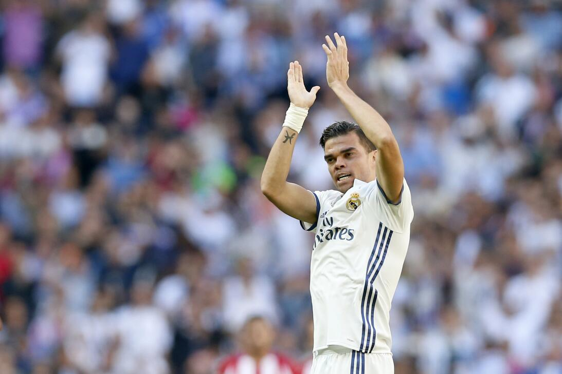 En España dan como un hecho que Pepe reforzará al Inter de Milán, cuando...