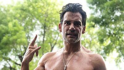 Cristián de la Fuente cambia las telenovelas por el deporte, ahora es conductor de Reto 4 Elementos