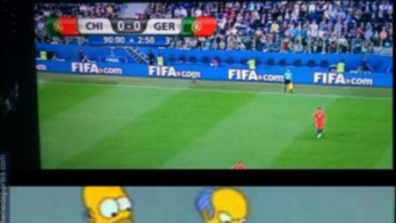 Las redes sociales se ríen de la derrota de Chile ante Alemania.
