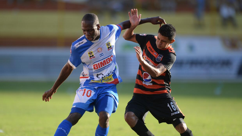 Aguila vs. Isidro Metapan