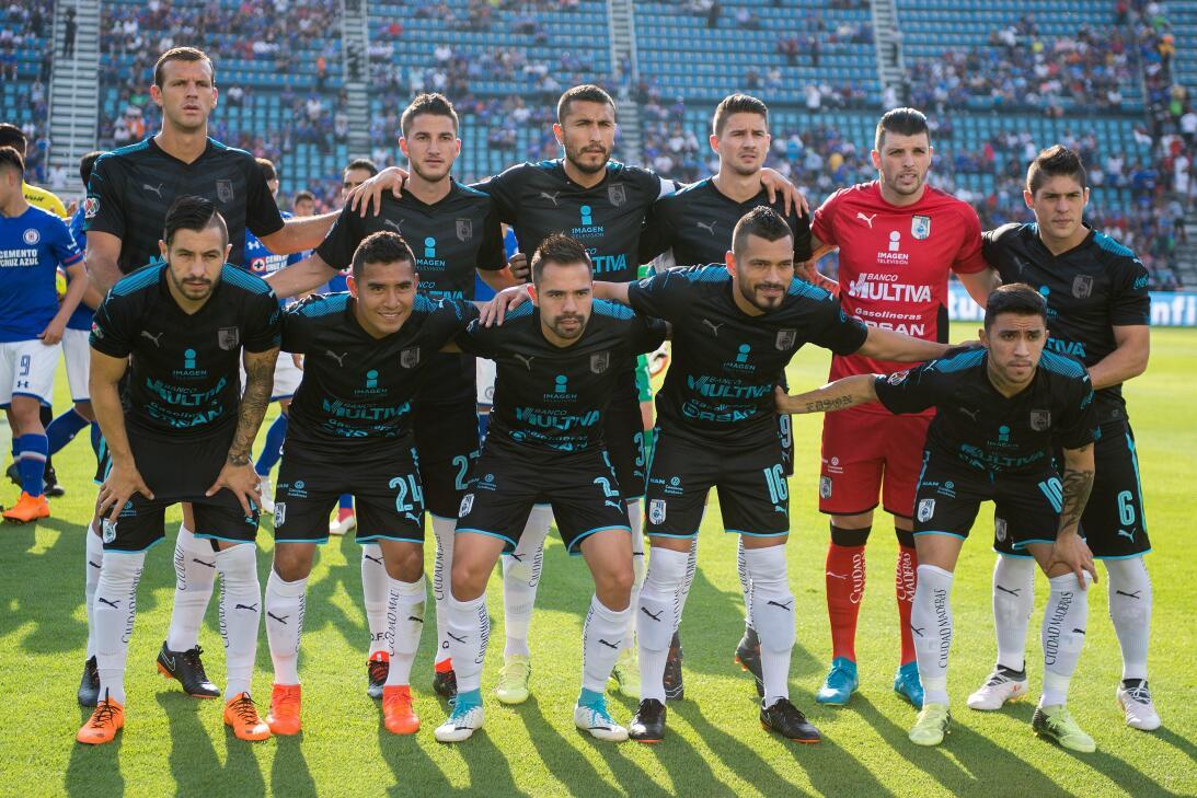 13. Querétaro: 12 puntos