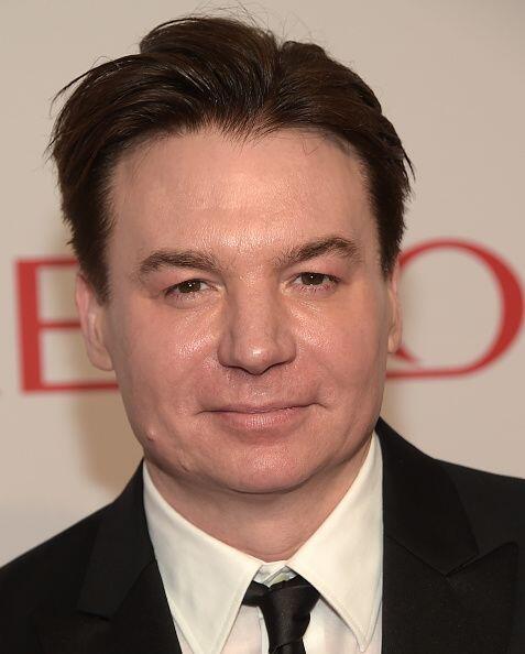 El actor, guionista, productor de cine y comediante canadiense Mike Myers.
