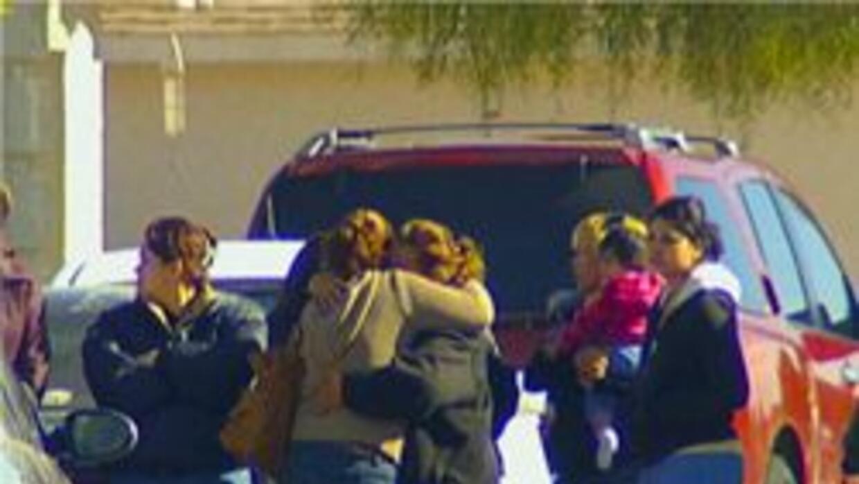 Familiares reaccionan sobre la noticia que recuperaron el cuerpo