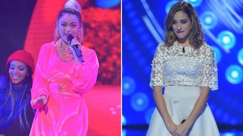 WOW: Danelly nos recordó a Miley Cyrus. WHAT: Sofía dejó mucho que desear