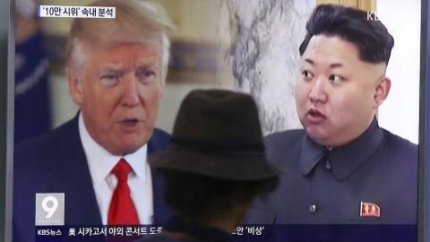 Se intensifican las presiones contra el régimen de Kim Jong Un tras el a...