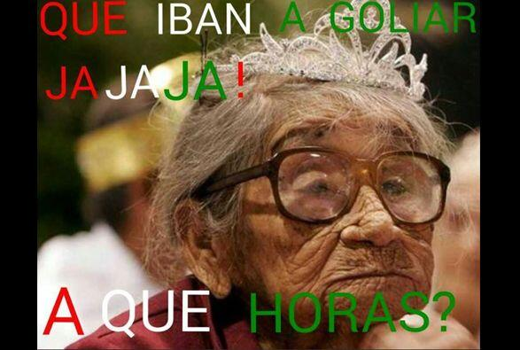 Checa los memes más chistosos del juego México VS Croacia....