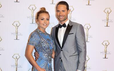 Angelique Boyer y Sebastián Rulli fueron la pareja de la noche en los 'P...