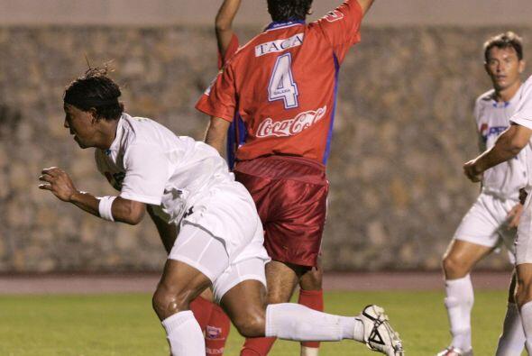 En el fútbol de su ´casa´ Pavón jugó además del Real España, en Comunica...