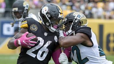 Steelers vs. Jaguars