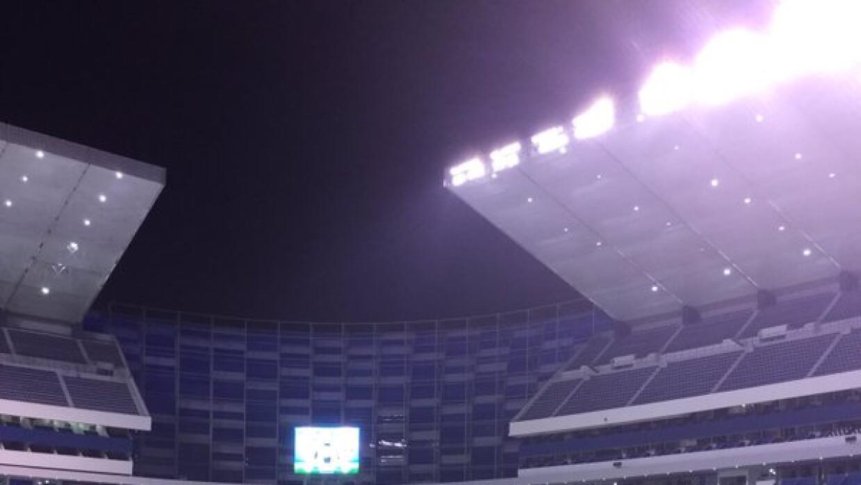 Estadio Cuahtémoc