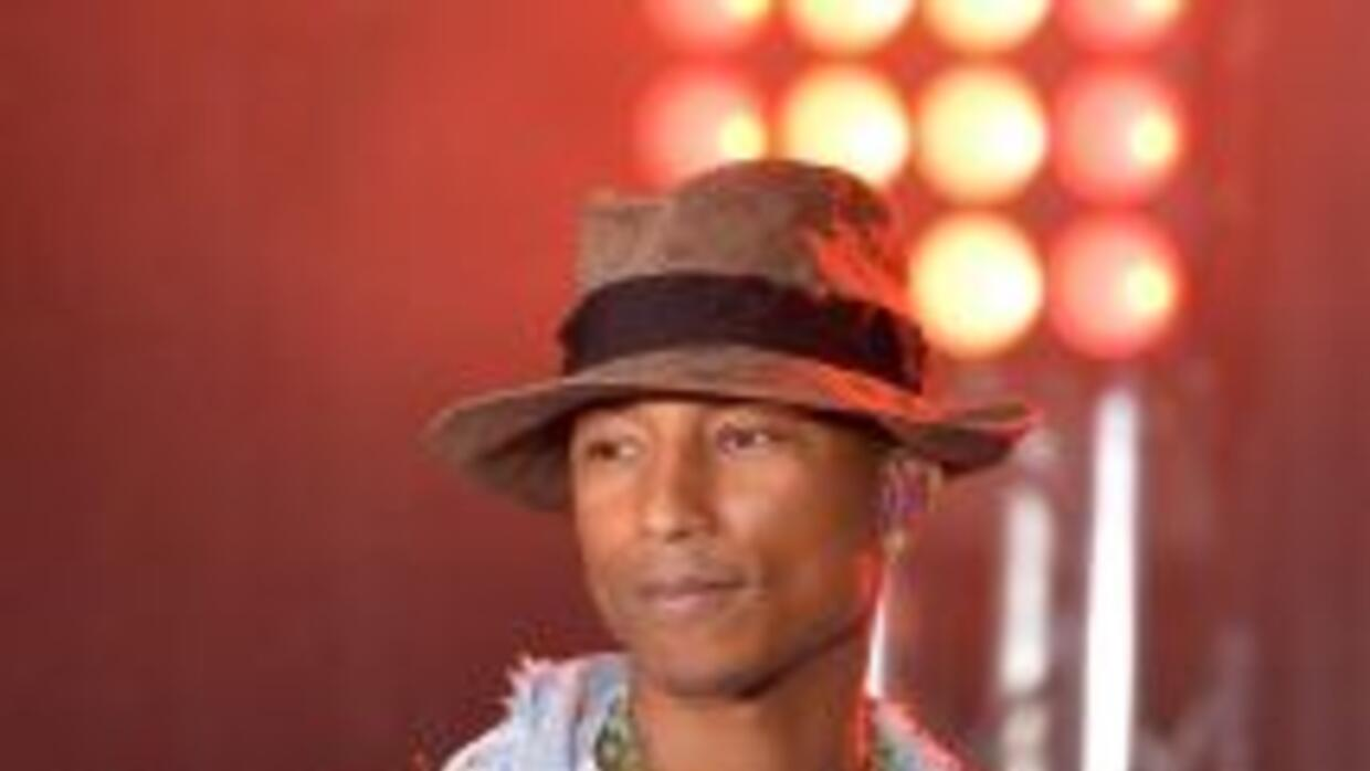 Pharrell Williams se disculpó por lo sucedido.