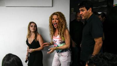 En fotos, el triunfal regreso de Shakira a su Barranquilla natal, tras 7 años de silencio