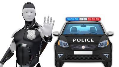 """'Robocop' ya es una realidad y """"tienes cinco segundos para cumplir"""""""