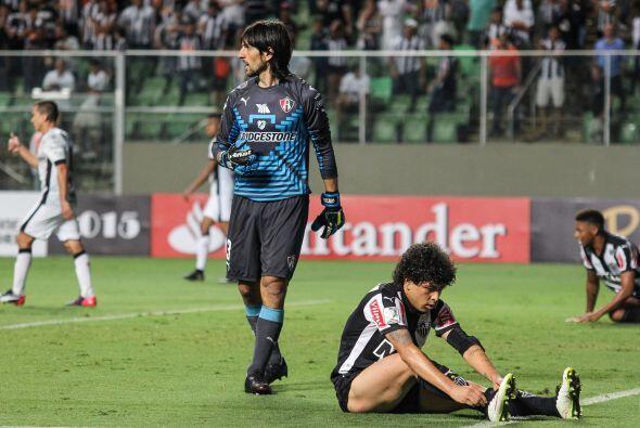 Federico Villar tuvo una aceptable actuación pese a que casi provocá un...