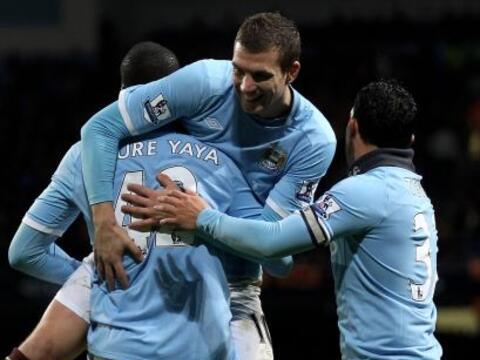 Manchester City ganó un partido muy duro ante el Wolverhampton po...