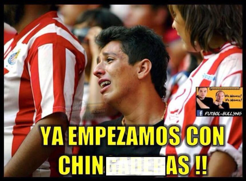 Memes foto Chivas
