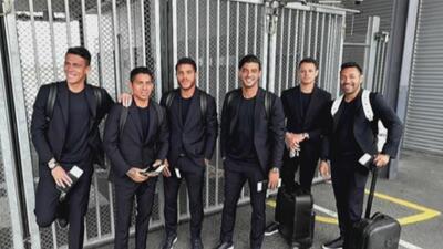 La elegancia y el positivismo de los jugadores del Tri se toman las redes sociales