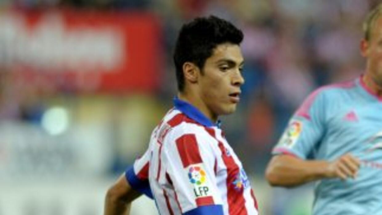 Raúl Jiménez asegura que se está adaptando al fútbol español.