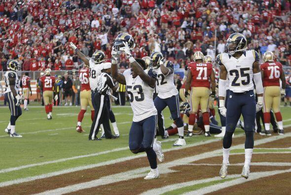 10.- St. Louis Rams (AP-NFL).
