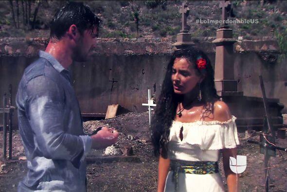 """Sí, esa es la única pista de la mujer que hirió a Demetrio: """"Una medalla..."""