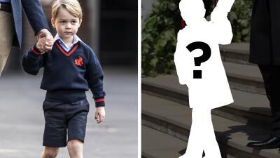 Esta es la razón por la cual el príncipe George utilizó (por primera vez) pantalones largos en público