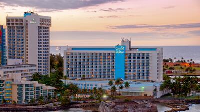 Hotel Caribe Hilton