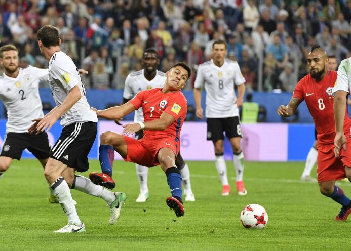 Alemania ganó el título que le faltaba, la Confederaciones AP_1718370617...