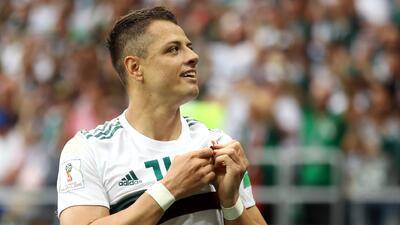 'Chicharito' Hernández asegura que no 'vende humo' cuando dice que quiere ser campeón del mundo