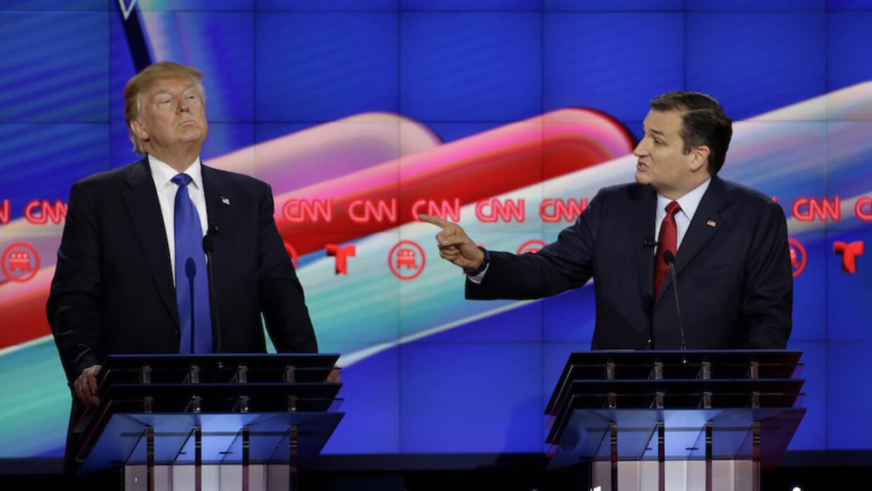 Match Trump - Cruz