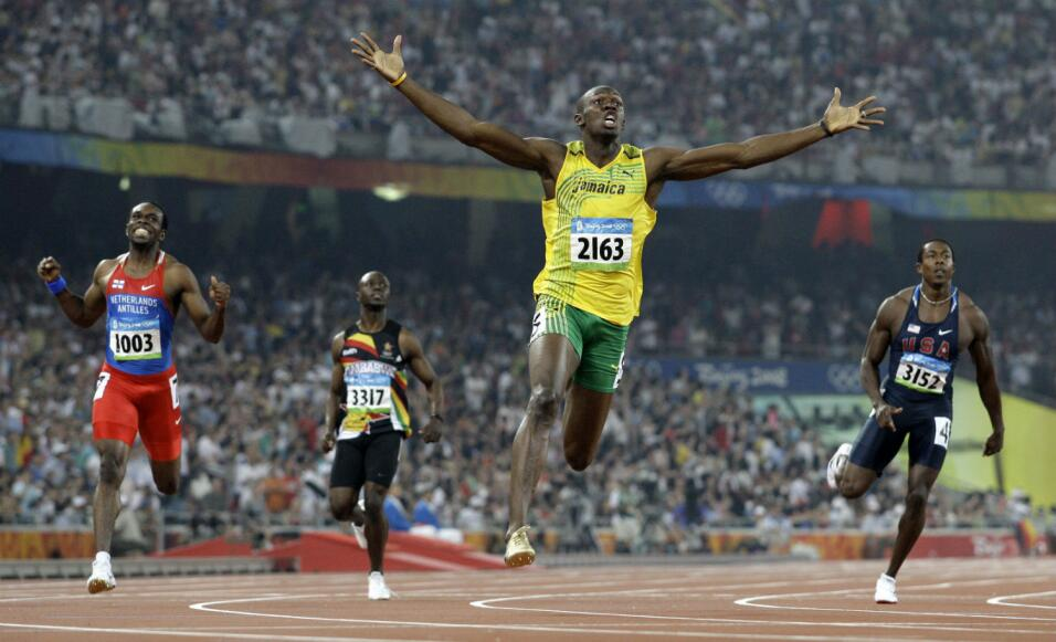 Usain Bolt es despojado de una de sus medallas de oro lograda en los Olí...