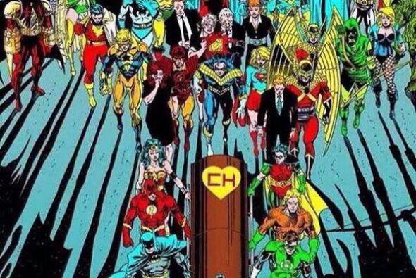 Muchos catalogaban a el Chapulín Colorado como uno de los superhéroes a...