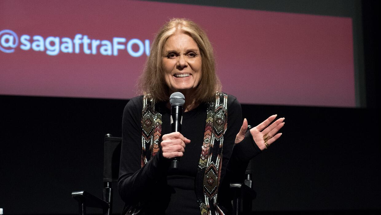 La emblemática feminista Gloria Steinem escribió un libro que tituló &#3...