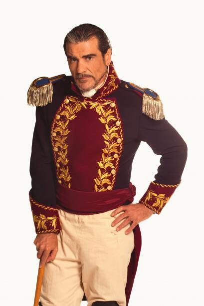 Juan Sámano (Manuel Navarro) es un militar español, mariscal de la Nueva...