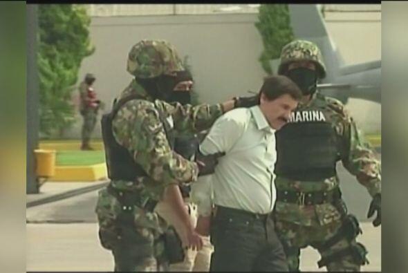 ¿Cuál será el impacto del arresto de El Chapo?: Una vez confirmado el ar...