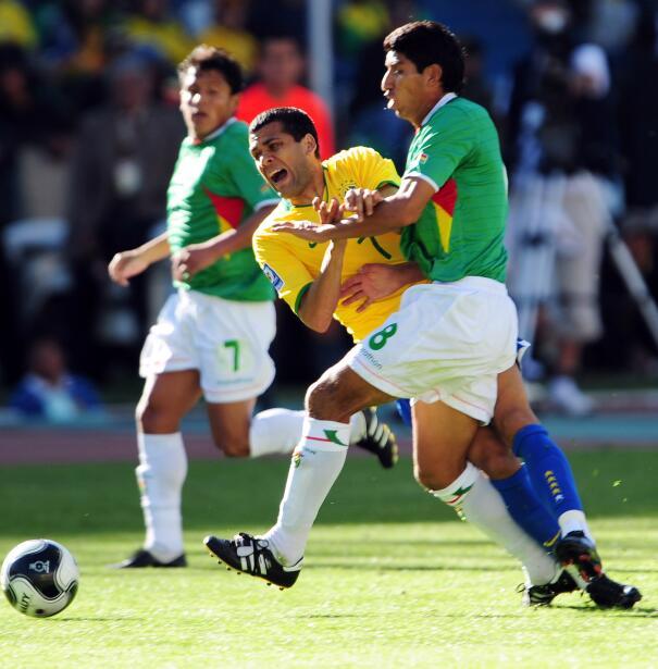 Thiago Silva es baja de Brasil para enfrentar a Chile gettyimages-917545...