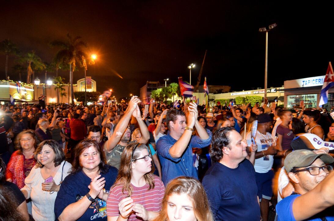 Muetre Fidel Miami