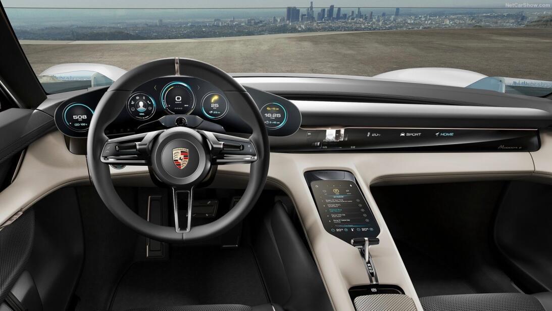 Los secretos del Mission E, el 'mata-Tesla' de Porsche porsche-mission-e...