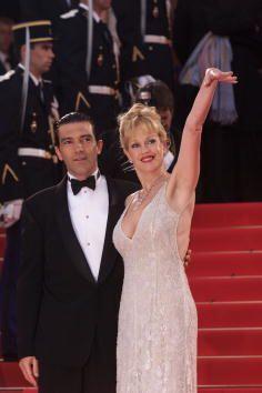 El matrimonio de Antonio Banderas y Melanie Griffith recientemente llegó...