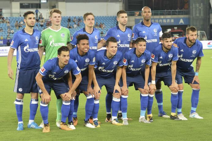 17. Schalke 04 (Alemania)