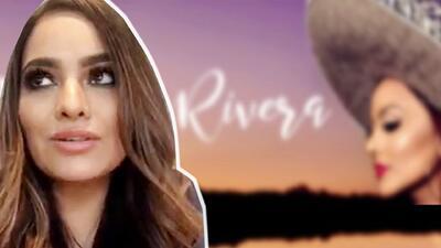 """""""Hay cosas más importantes que un apellido"""": Mayeli responde en video por qué no se ha quitado el 'Rivera' en sus redes sociales"""
