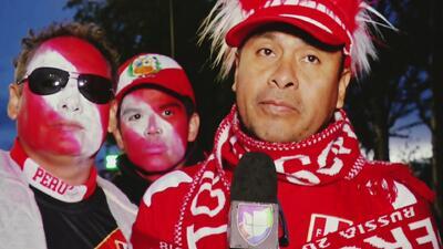 Con lágrimas y decepción, los hinchas peruanos le dijeron adiós al Mundial de Rusia