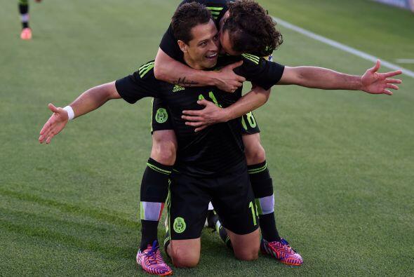 Al final México se quedó con un triunfo en el que Corona y...