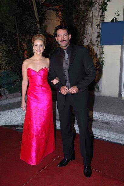 Susana González y Eduardo Santamarina vivieron una telenovela en la vida...