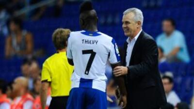 Pese a la partida de jugadores como Thievy, Aguirre asegura que tiene un...