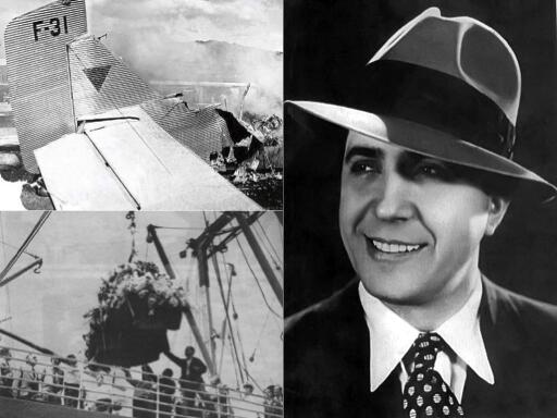 Gardel died on 24 June 1935 in an airplane crash in Medellín, Colombia....