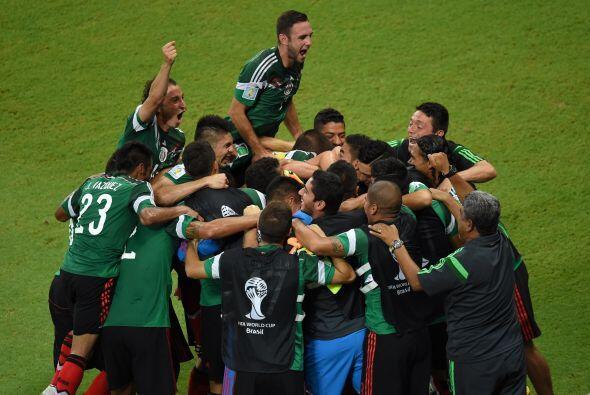 Con el triunfo sobre Croacia, la Selección de México avanzó a Octavos de...