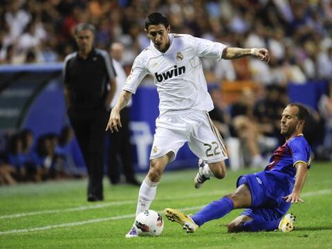 El Real Madrid volvió a ver actividad en la Liga española,...